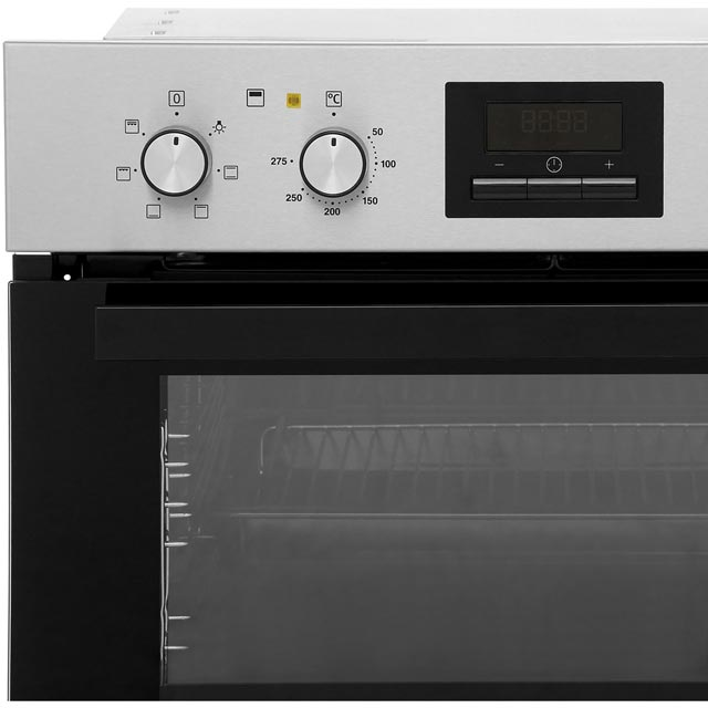Zanussi ZOD35621XK Built In Double Oven - Stainless Steel - ZOD35621XK_SS - 4