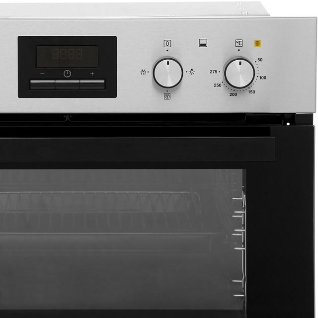Zanussi ZOD35621XK Built In Double Oven - Stainless Steel - ZOD35621XK_SS - 5