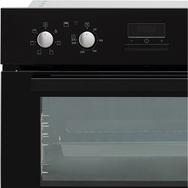 Zanussi ZOD35802XK Built In Double Oven - Stainless Steel - ZOD35802XK_SS - 3