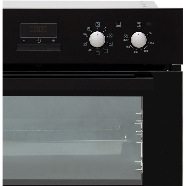 Zanussi ZOD35802XK Built In Electric Double Oven - Stainless Steel - ZOD35802XK_SS - 4