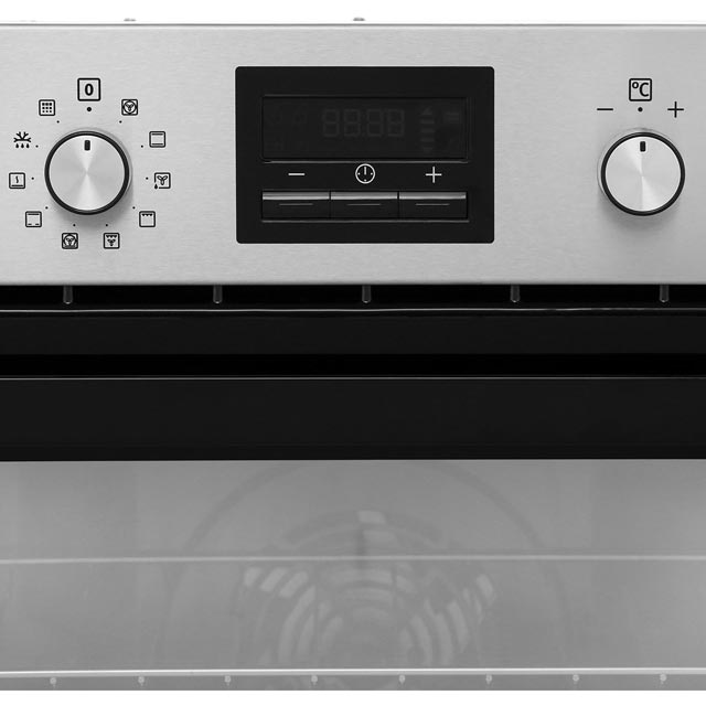 Zanussi ZOP37981XK Built In Electric Single Oven - Stainless Steel - ZOP37981XK_SS - 4