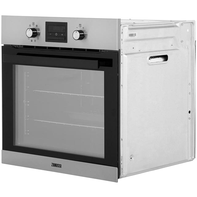 Zanussi ZOP37981XK Built In Electric Single Oven - Stainless Steel - ZOP37981XK_SS - 5