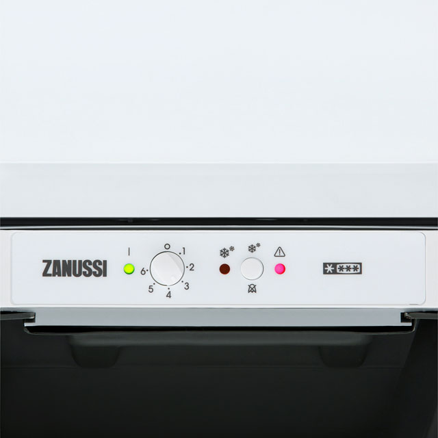 Zanussi ZQF11432DV Integrated Under Counter Freezer £369