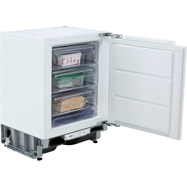 Zanussi ZQF11432DV Integrated Under Counter Freezer ZQF11432DV_WH