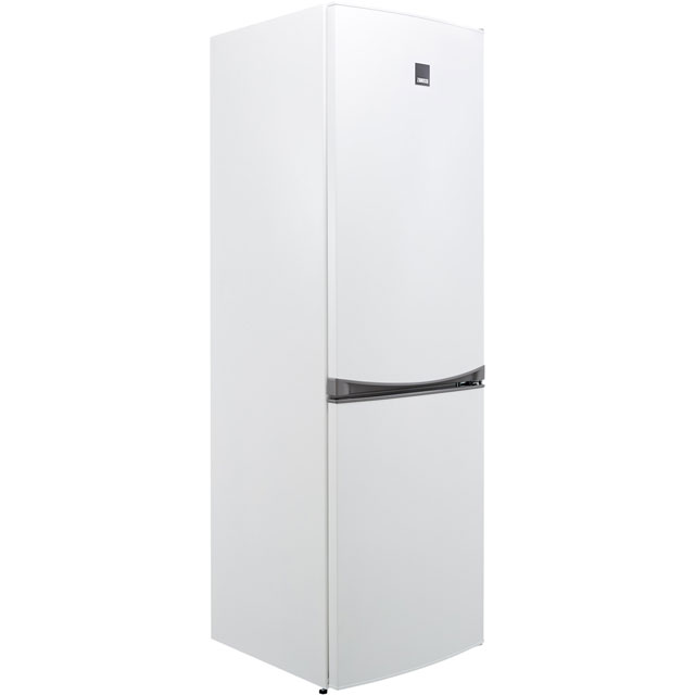 Zanussi 60/40 Frost Free Fridge Freezer - White - A++ Rated
