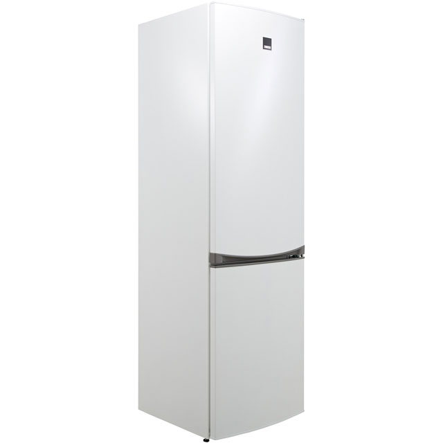 Zanussi ZRB38224WV 60/40 Frost Free Fridge Freezer - White - A++ Rated