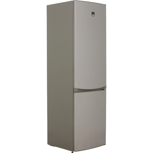 Zanussi 60/40 Frost Free Fridge Freezer - Stainless Steel - A++ Rated