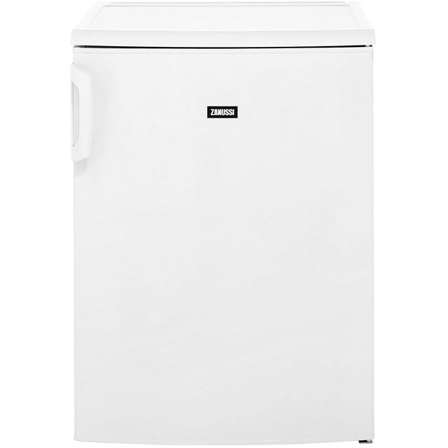 Zanussi ZRG14800WV Fridge with Ice Box - White - A+ Rated - ZRG14800WV_WH - 1