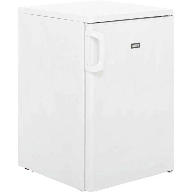 Zanussi ZRG15805WV Fridge with Ice Box - White - A+ Rated - ZRG15805WV_WH - 1