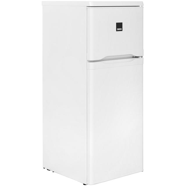 Zanussi Avanti ZRT18101WA 80/20 Fridge Freezer - White