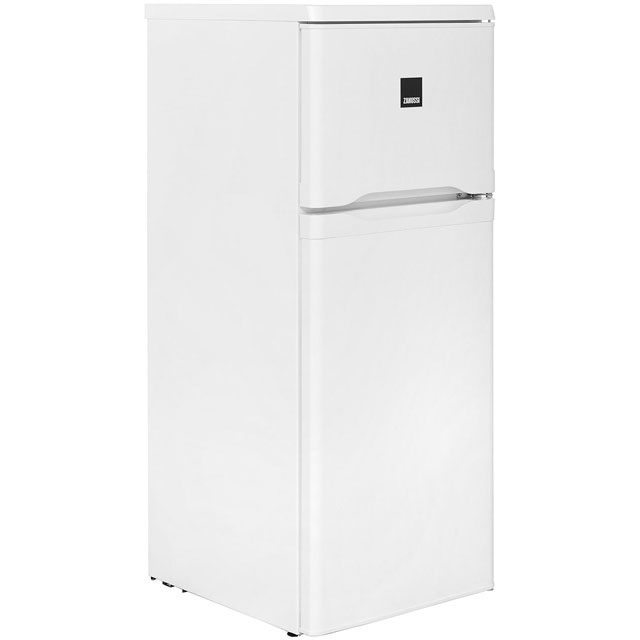 Zanussi 80/20 Fridge Freezer - White - A+ Rated