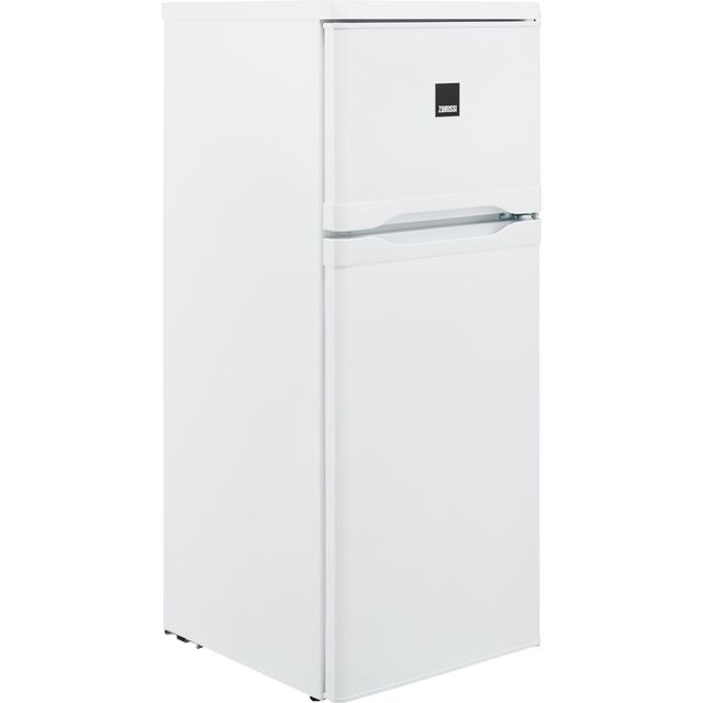 Zanussi ZRT18101WV 80/20 Fridge Freezer - White - A+ Rated - ZRT18101WV_WH - 1
