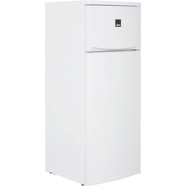 Zanussi ZRT23103WV 80/20 Fridge Freezer - White - ZRT23103WV_WH - 1