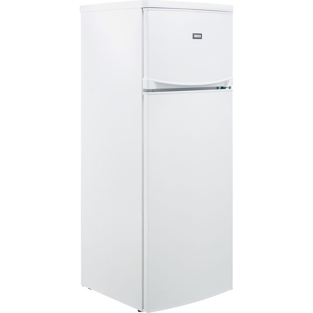Zanussi ZRT23103WV 80/20 Fridge Freezer - White - A+ Rated Best Price, Cheapest Prices