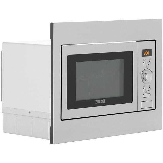 Zanussi ZSC25259XA Built In Combination Microwave Oven - Stainless Steel - ZSC25259XA_SS - 3