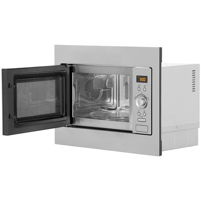 Zanussi ZSC25259XA Built In Combination Microwave Oven - Stainless Steel - ZSC25259XA_SS - 5