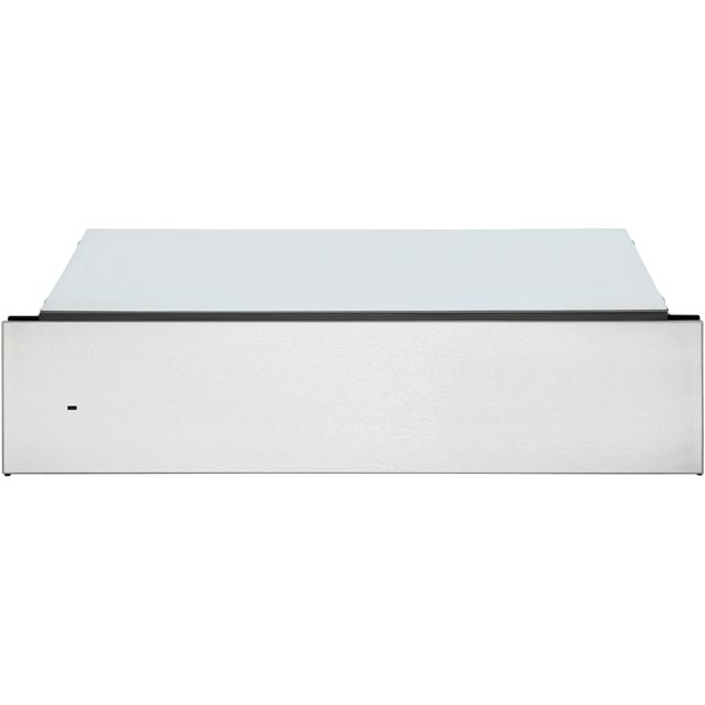 Zanussi ZWD140X Built In Warming Drawer - Stainless Steel