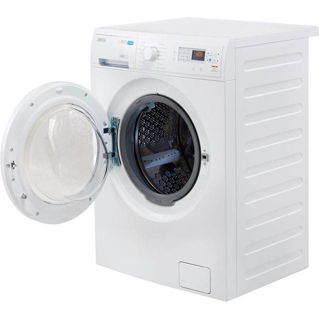 Zanussi Lindo1000 ZWD71460NW 7Kg / 4Kg Washer Dryer with 1400 rpm - White - ZWD71460NW_WH - 4
