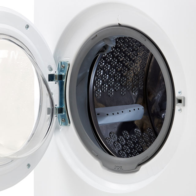 Zanussi Lindo1000 ZWD71460NW 7Kg / 4Kg Washer Dryer with 1400 rpm - White - ZWD71460NW_WH - 5