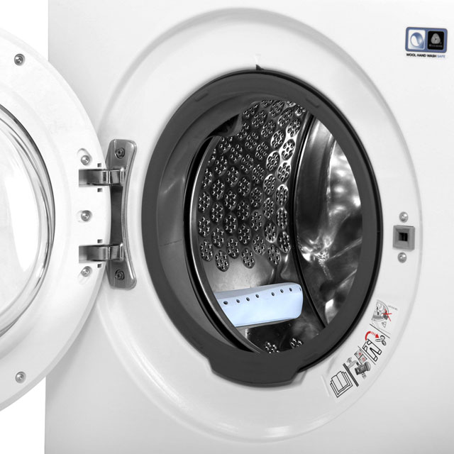 Zanussi Lindo1000 ZWD81663NW 8Kg / 4Kg Washer Dryer with 1550 rpm - White - ZWD81663NW_WH - 5