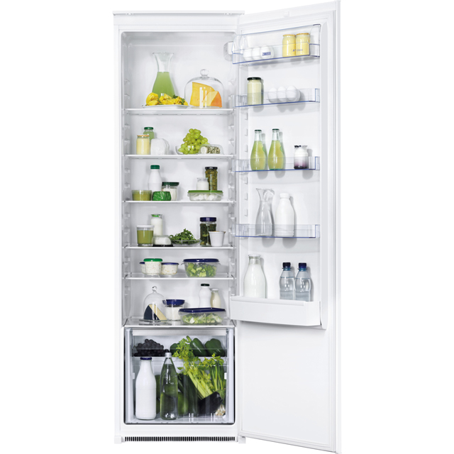 Zanussi ZBA32050SV Built In Fridge - White - ZBA32050SV_WH - 1