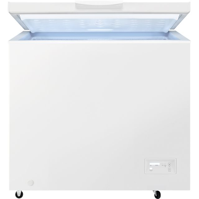 Zanussi ZCAN20FW1 Chest Freezer - White - F Rated