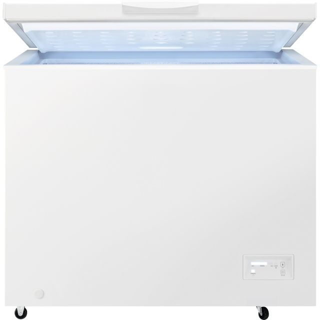 Zanussi ZCAN26FW1 Chest Freezer - White - F Rated
