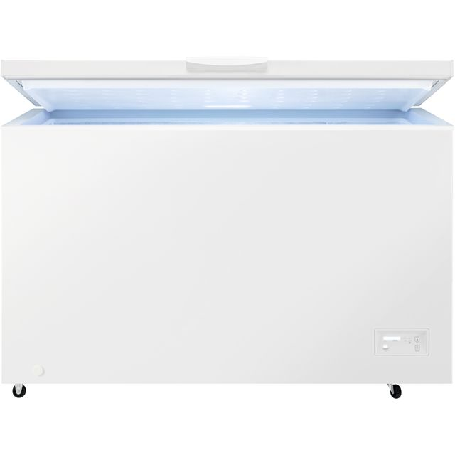 Zanussi ZCAN38FW1 Chest Freezer - White - F Rated