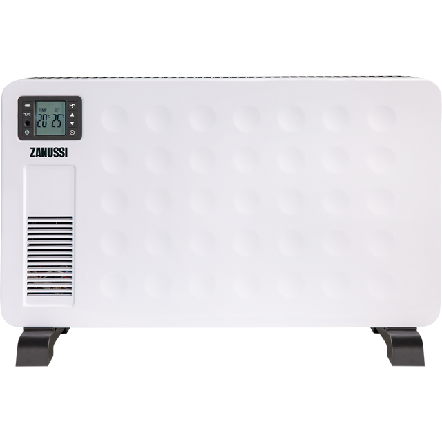 Zanussi Heating ZCVH4002 Convector Heater With Remote Control 2300W - White - ZCVH4002_WH - 1