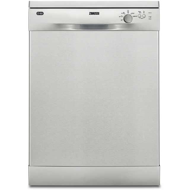 Zanussi ZDF22002XA Standard Dishwasher - Stainless Steel - A+ Rated