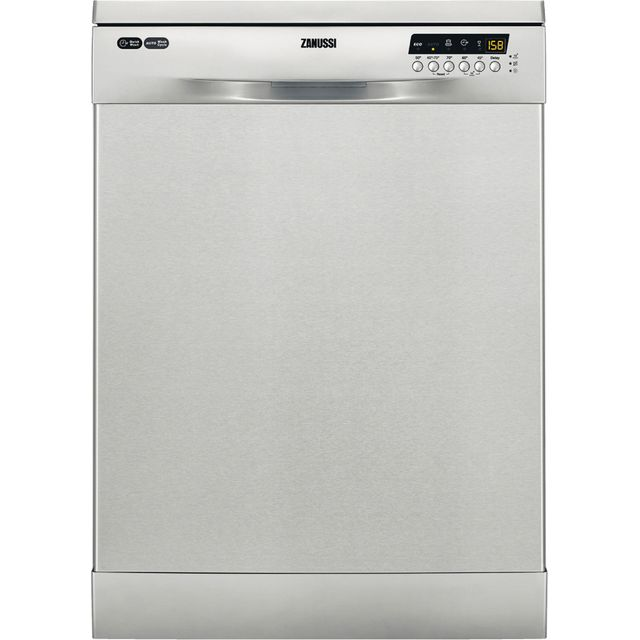 Zanussi ZDF26020XA Standard Dishwasher - Stainless Steel - A+ Rated Best Price, Cheapest Prices