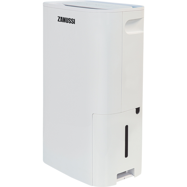 Zanussi Heating ZDH1801 Dehumidifier - White - ZDH1801_WH - 1