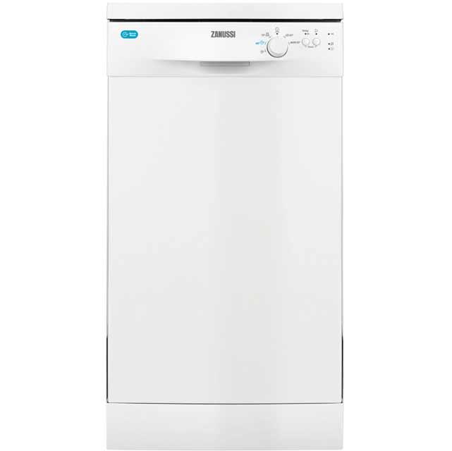 Zanussi Free Standing Slimline Dishwasher review