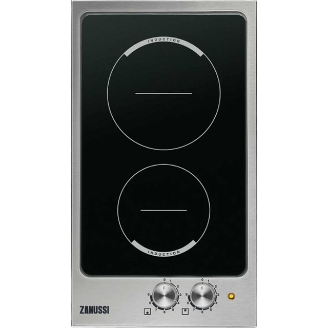 Zanussi ZEI3921IBS Built In Induction Hob - Black - ZEI3921IBS_BK - 1