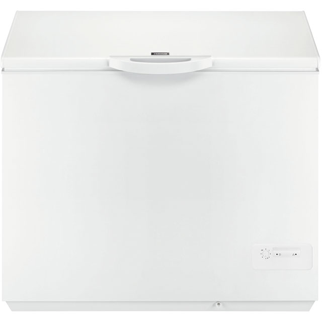Zanussi ZFC631WAP Chest Freezer - White - A+ Rated Best Price, Cheapest Prices