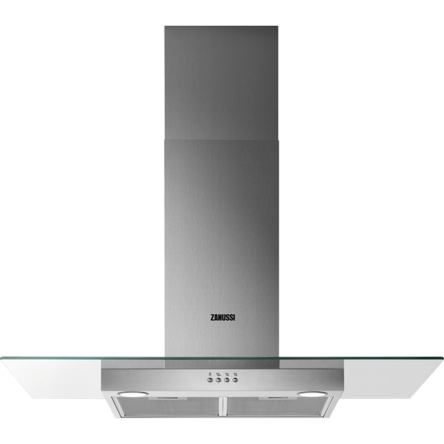 Zanussi ZHC92653XA Built In Chimney Cooker Hood - Stainless Steel - ZHC92653XA_SS - 1