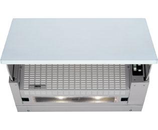 Zanussi ZHI611G Integrated Cooker Hood in Grey
