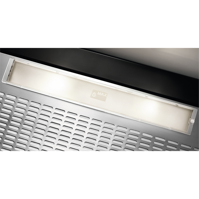 Zanussi ZHI612G 60 cm Integrated Cooker Hood - Stainless Steel - ZHI612G_SS - 3