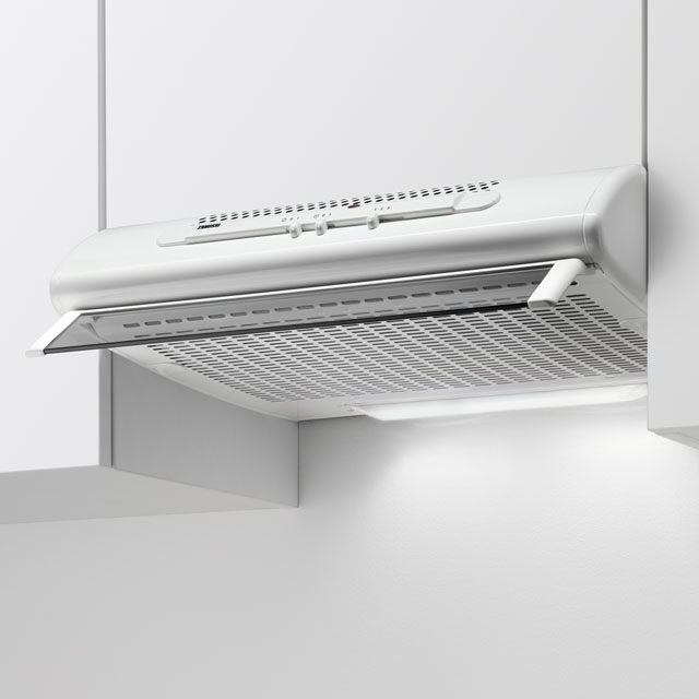 Zanussi Integrated Cooker Hood in Stainless Steel