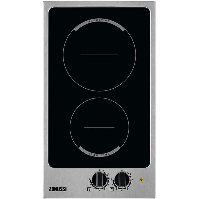 Zanussi ZITN320X Built In Induction Hob - Black - ZITN320X_BK - 1