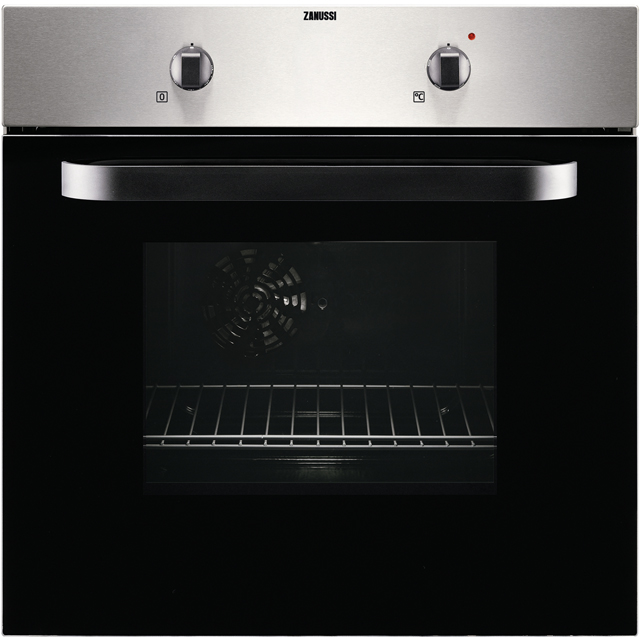 Zanussi ZPVF4130X Built In Single Ovens & Ceramic Hobs - Stainless Steel / Black - ZPVF4130X_SS - 2