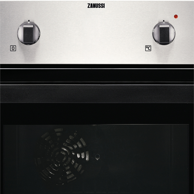 Zanussi ZPVF4130X Built In Single Ovens & Ceramic Hobs - Stainless Steel / Black - ZPVF4130X_SS - 3