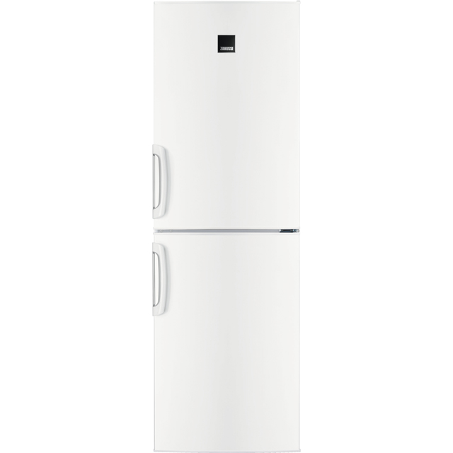 Zanussi ZRB34426WV 50/50 Frost Free Fridge Freezer - White - A++ Rated Best Price, Cheapest Prices