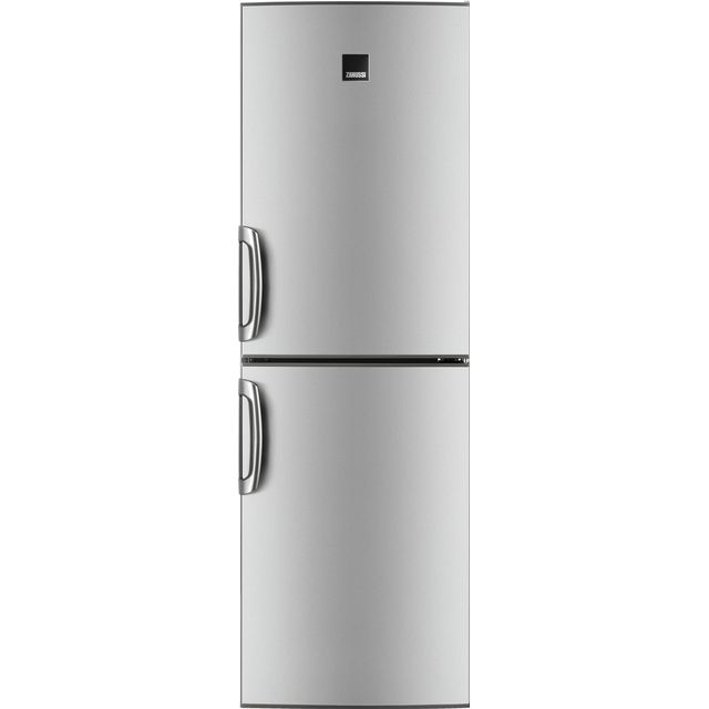 Zanussi ZRB34426XV 50/50 Frost Free Fridge Freezer - Stainless Steel - A++ Rated Best Price, Cheapest Prices
