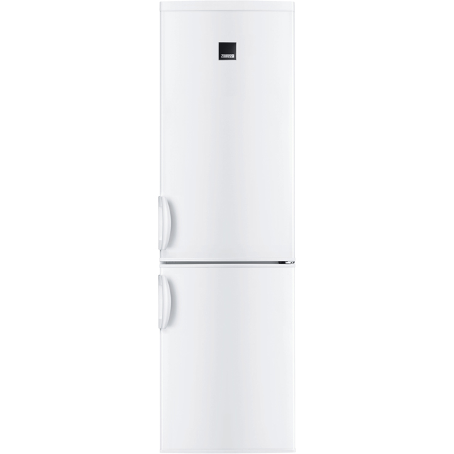 Zanussi ZRB38426WV 70/30 Frost Free Fridge Freezer - White - A++ Rated - ZRB38426WV_WH - 1