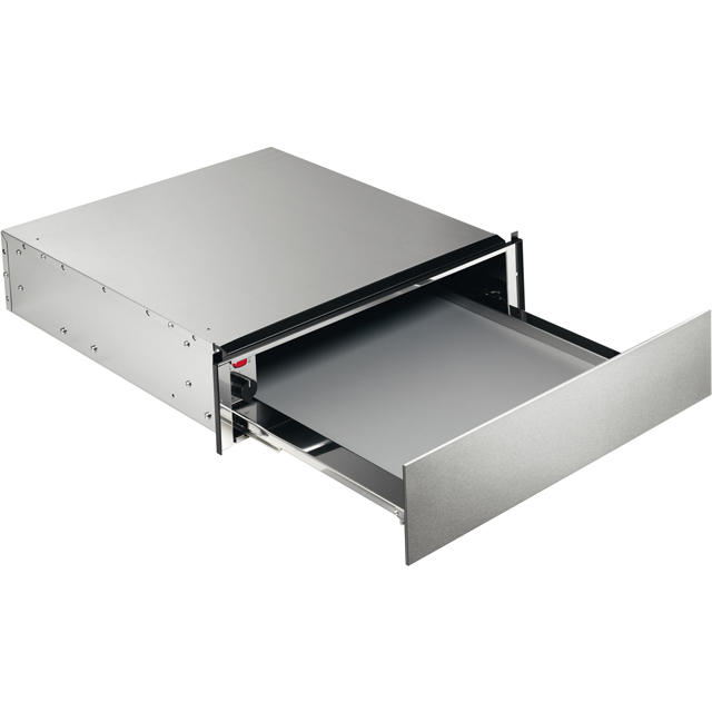 Zanussi ZWD140X Warming Drawer - Stainless Steel