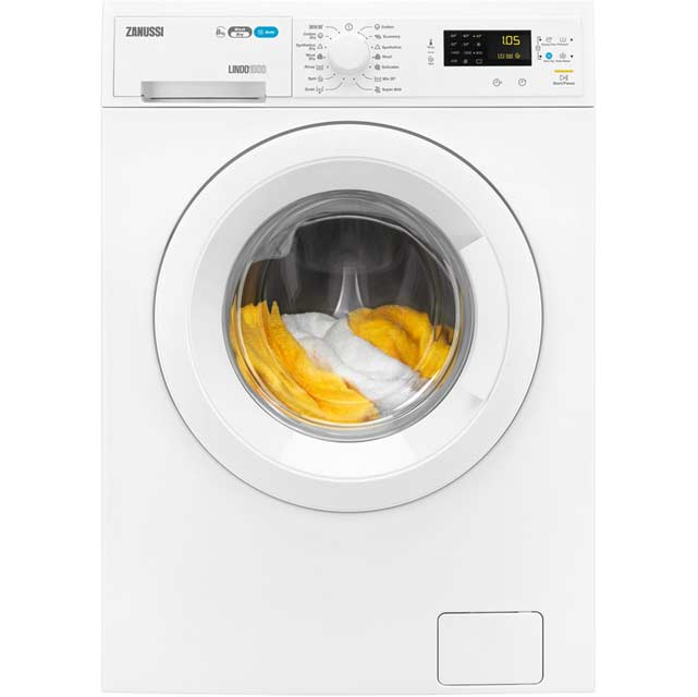 Zanussi Lindo1000 ZWD81663NW 8Kg / 4Kg Washer Dryer