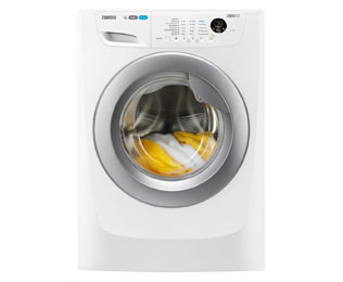 Zanussi Lindo300 ZWF01483WR 10Kg Washing Machine with 1400 rpm - White - A+++ Rated - ZWF01483WR_WH - 1