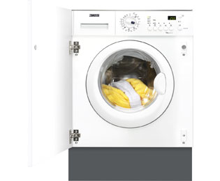 Zanussi ZWi71201WA Integrated 7Kg Washing Machine with 1200 rpm - A++ Rated Best Price, Cheapest Prices