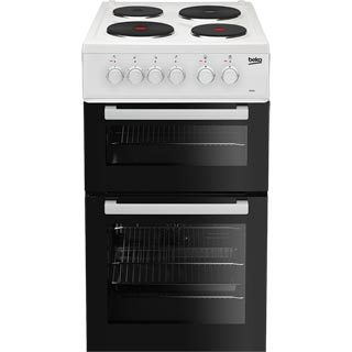 Beko AD531AW Electric Cooker - White - AD531AW_WH - 1